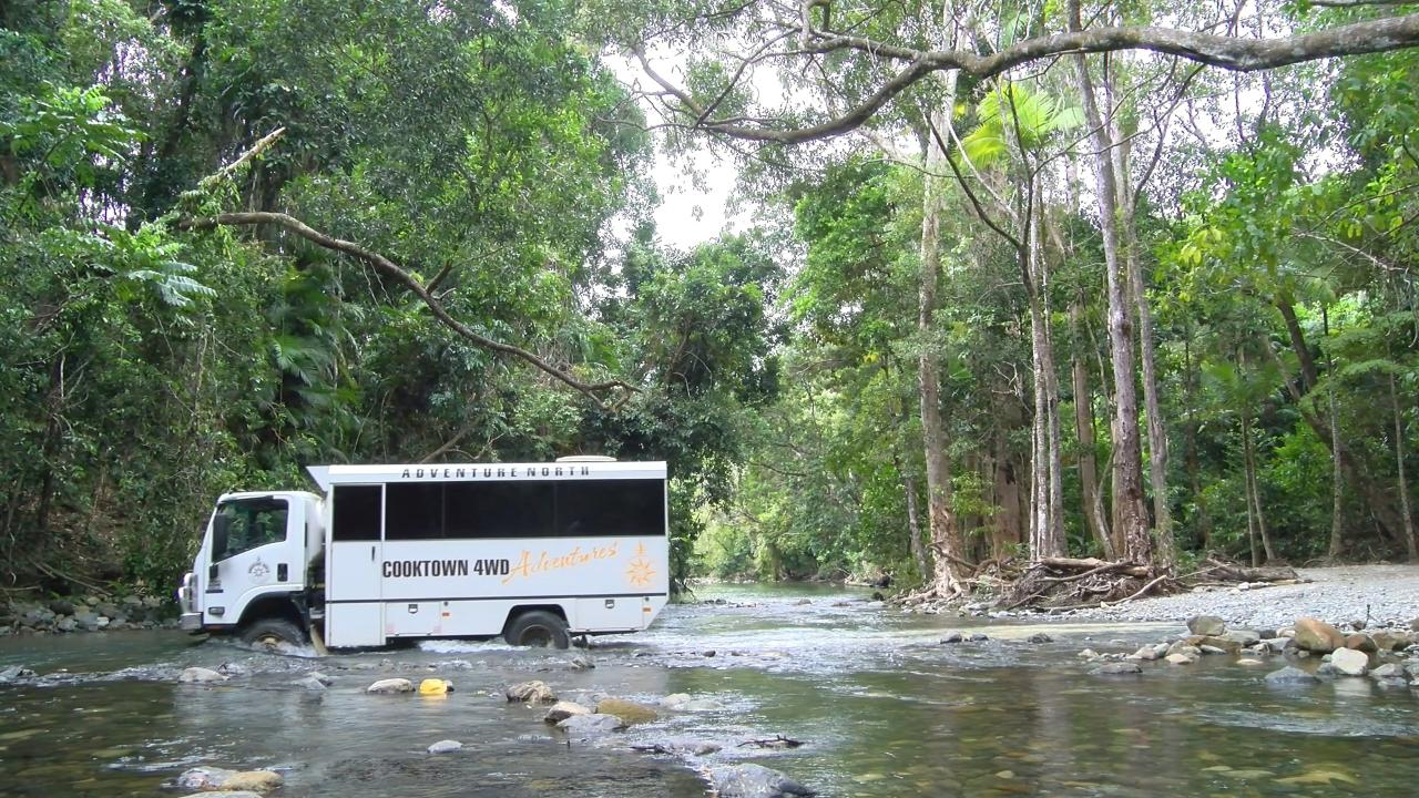 2 Day Drive - Fly Cooktown - Sovereign Resort