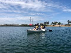 2/3-Person 'Sit On Top' Kayak Hire