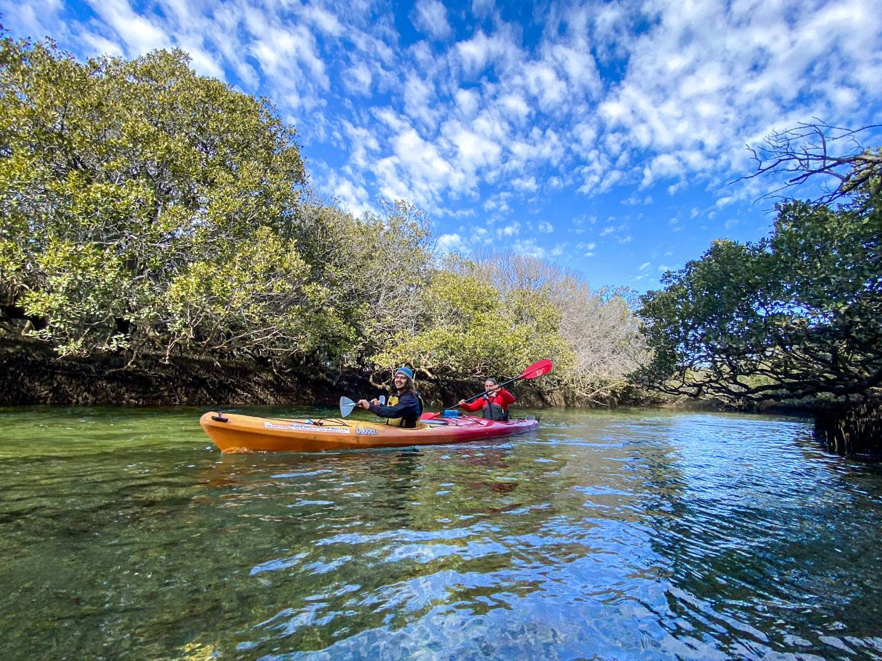 2 Person Kayak Hire