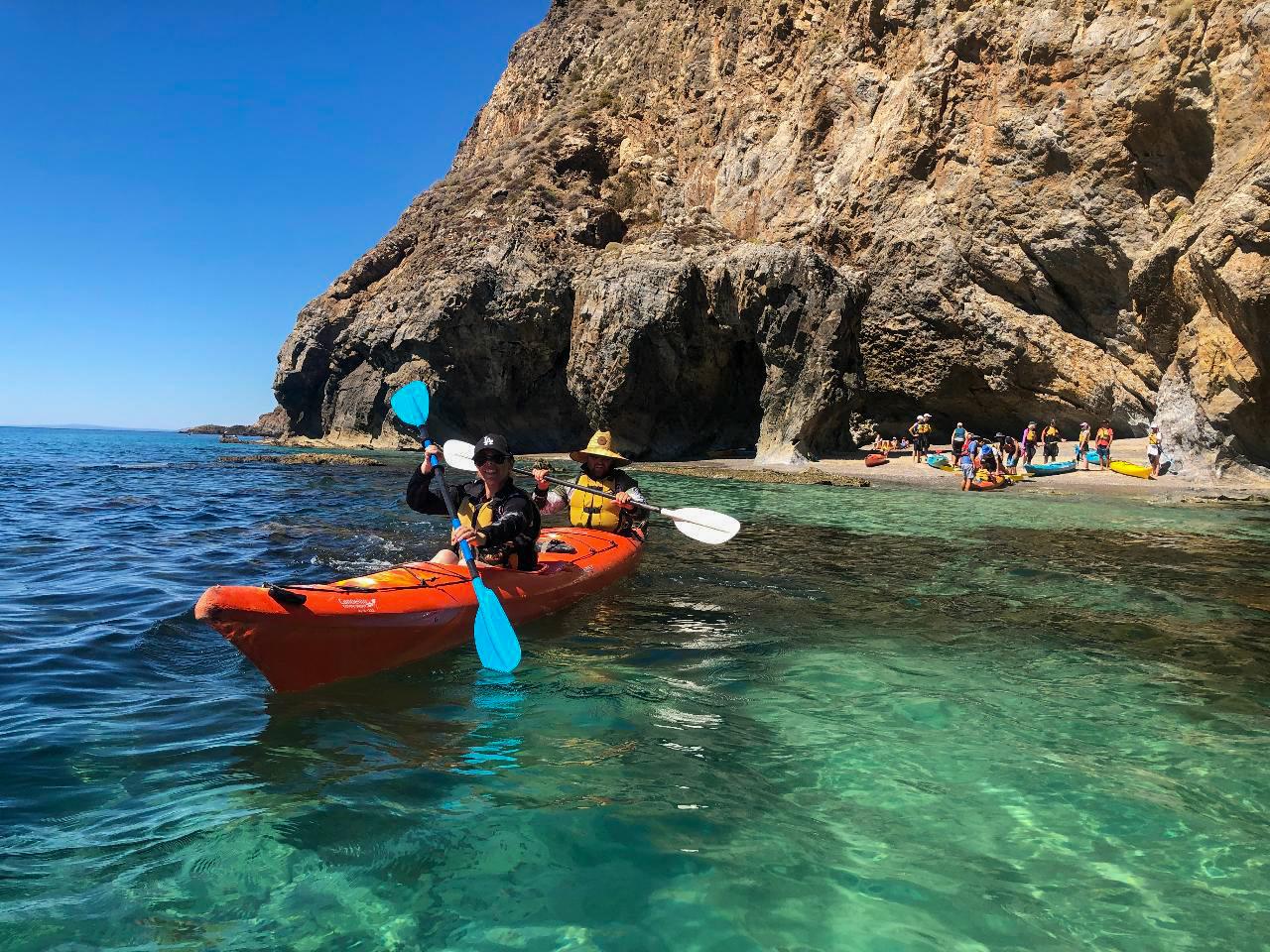 Rapid Bay Sea Kayaking Tour
