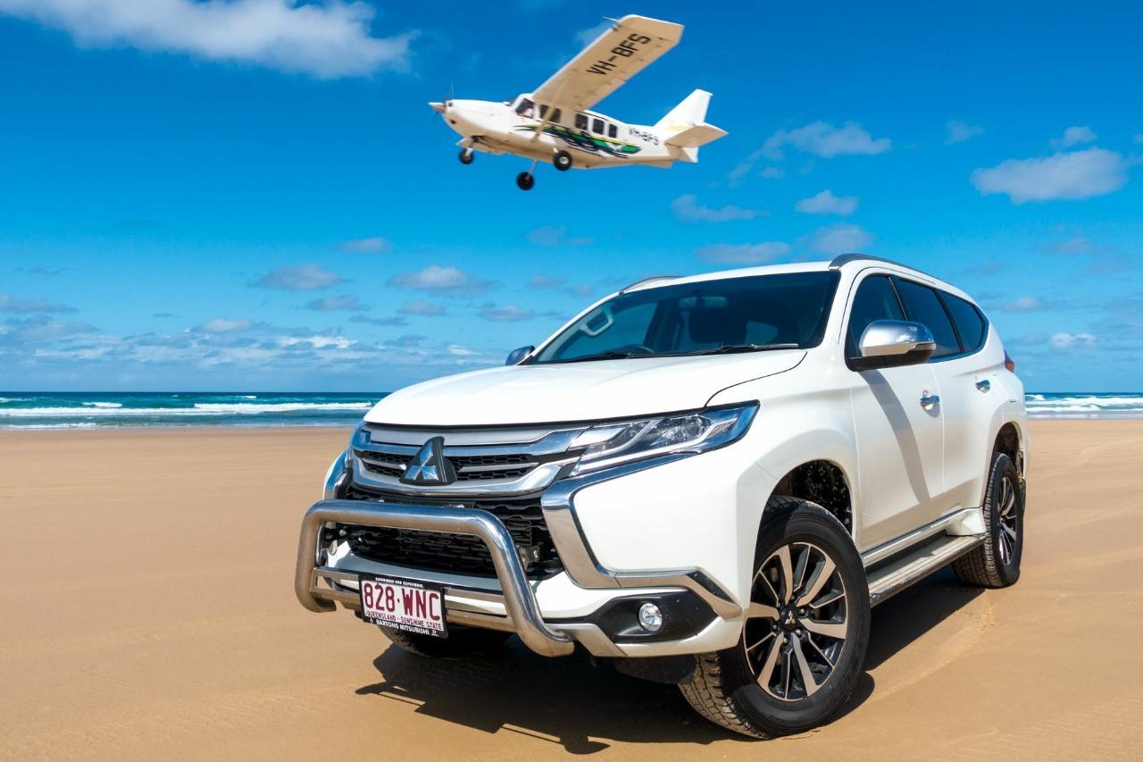 Fly / Drive / Accom Fraser Island Three Day Two Night