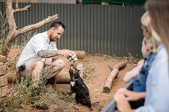 Australian Native Experience and a day at Monarto Zoo