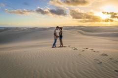 Sunset Sandboarding Picnic Tour