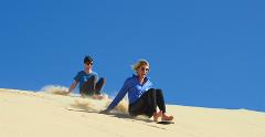 Unlimited Sandboarding