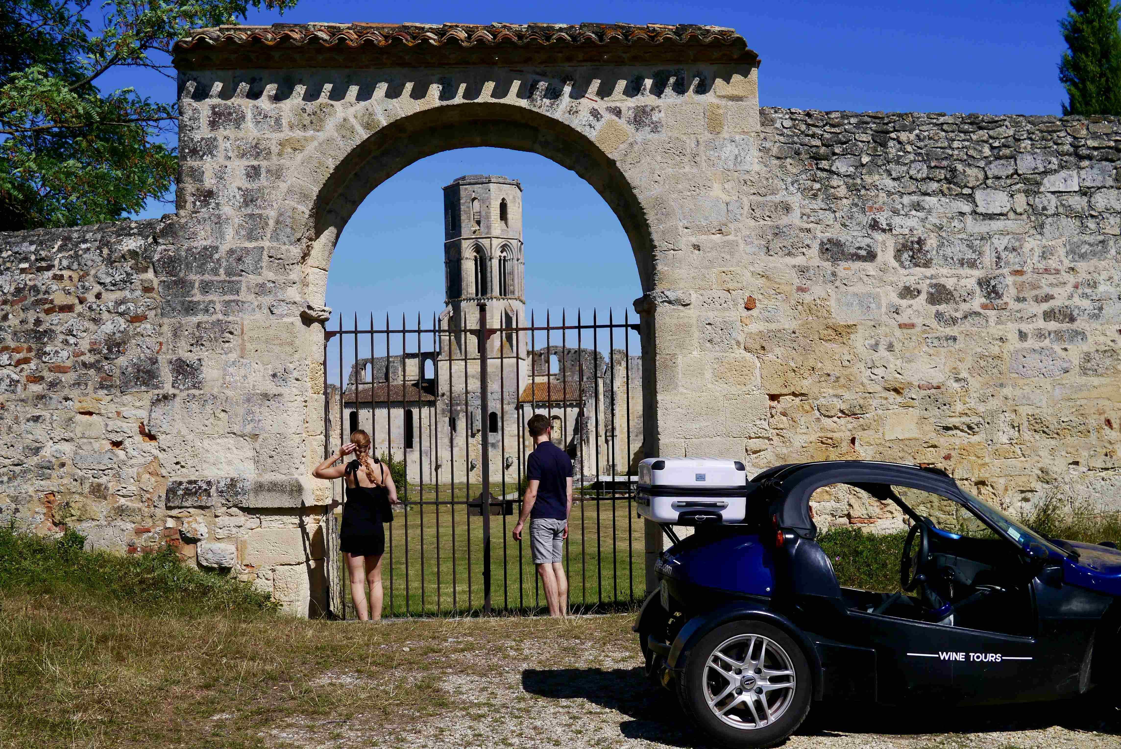 A day in Saint-Emilion – 9h