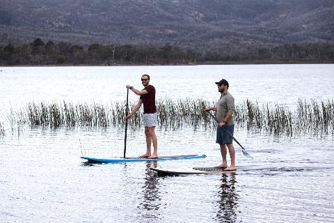 Go SUP - Half Day Stand Up Paddle