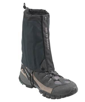 Gaiters - Sea to Summit Spinifex Canvas