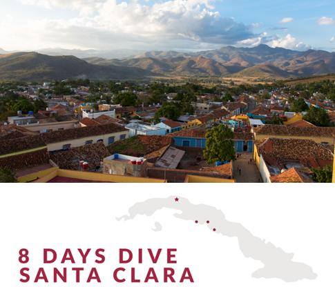 8 Day Dive Santa Clara