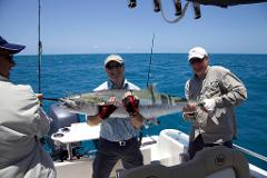 3 Day / 4 Night Fishing Safari (incl return flights from Darwin)