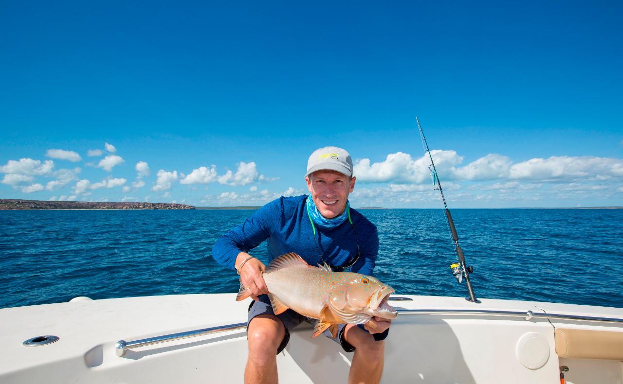 Return Flights, Accommodation & 1 Day Fishing - 3 Days/ 2 Nights Package