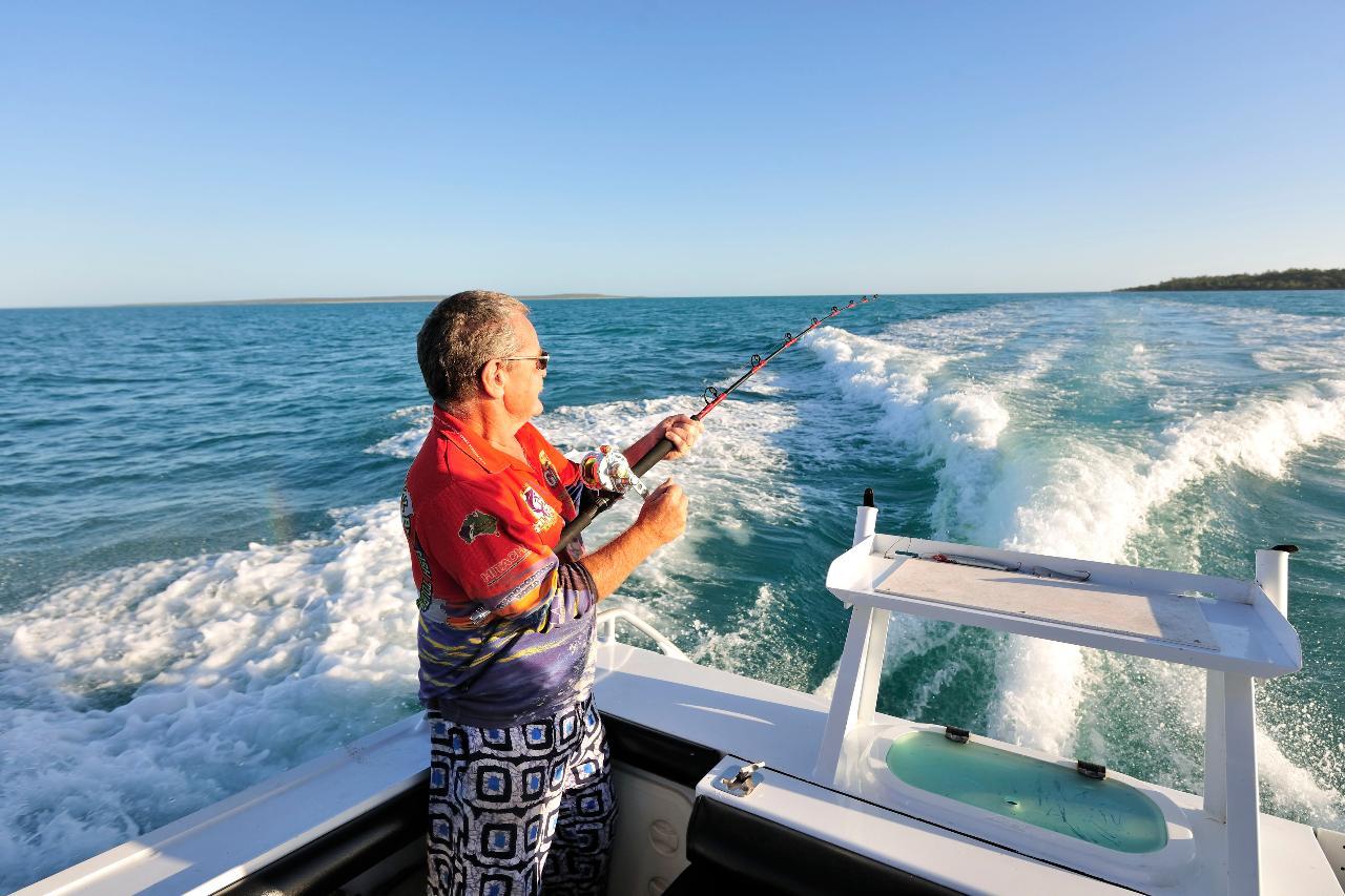 2 Day / 3 Night Fishing Safari (incl return flights from Darwin)