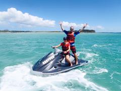 Jetski Tour - Moon Point Run