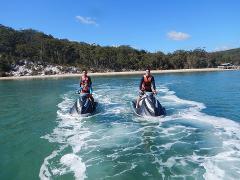 Fraser Island Jetski Safari