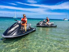 Exclusive Fraser Island Jetski Adventure