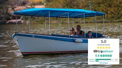 2 Hour Electric Boat Rental  **(Best Value)**
