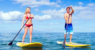 2 Hour Paddleboard Rental