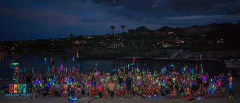 Bring your own Kayak/SUP Neon Paddle ticket