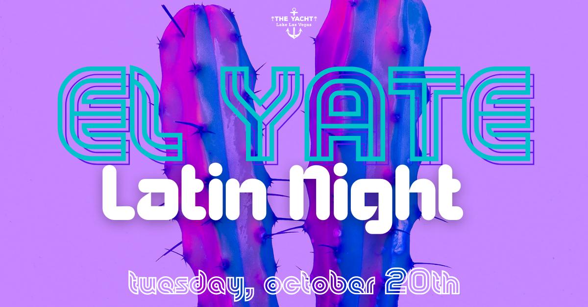 EL YATE: Latin Night & Tacos at Lake Las Vegas