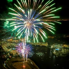 July 5th Friday VIP firework's on the water Viewing Tickets -Best seats in the house!