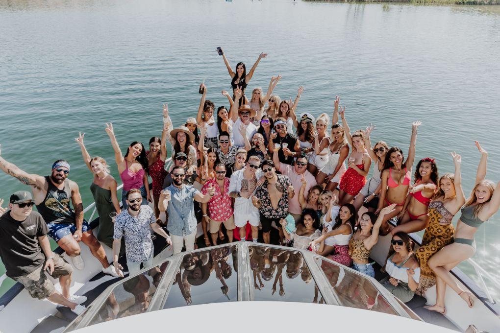 Mimosa Cruise Lake Las Vegas