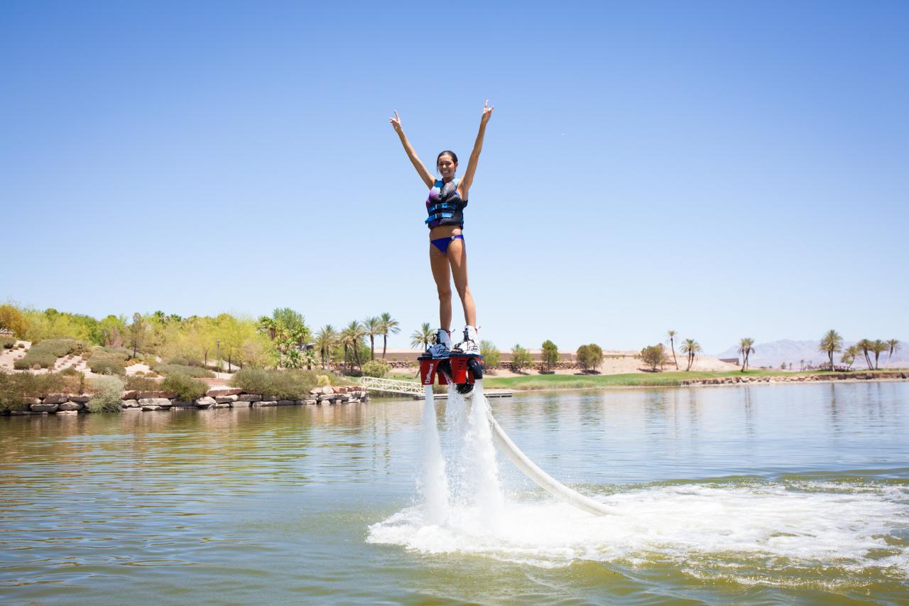 8 Person 20 Minute Flyboard Experience