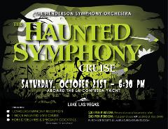 The Haunted Symphony Cruise