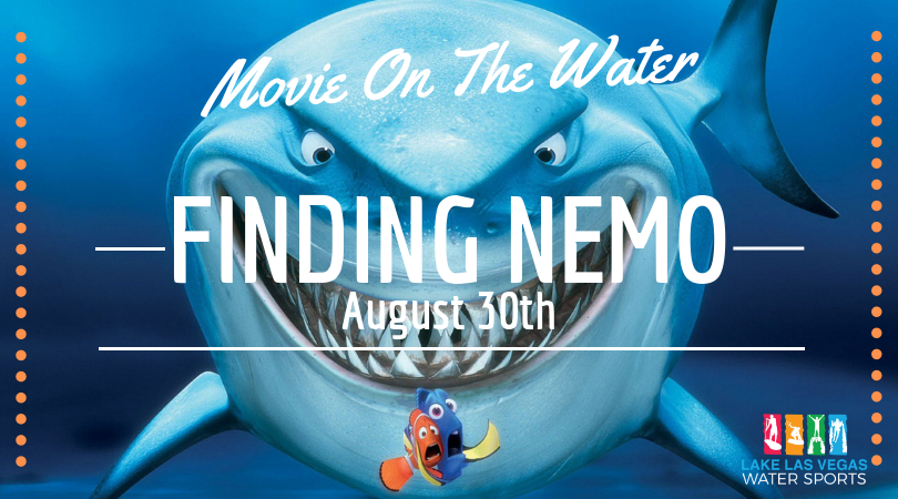 Movie On The Water: Finding Nemo