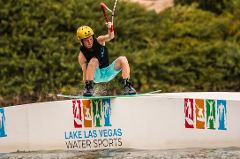 15 Minute Cable Park Pass