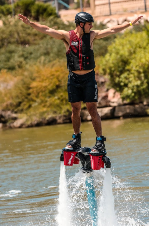 2 Person 25 Minute Flyboard Experience