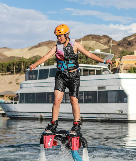 4 Person 25 Minute Flyboard Experience