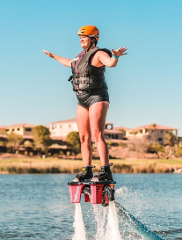 4 Person 30 Minute Flyboard Experience