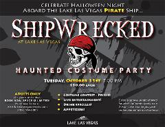 Ship Wrecked Adults Only Costume Party!
