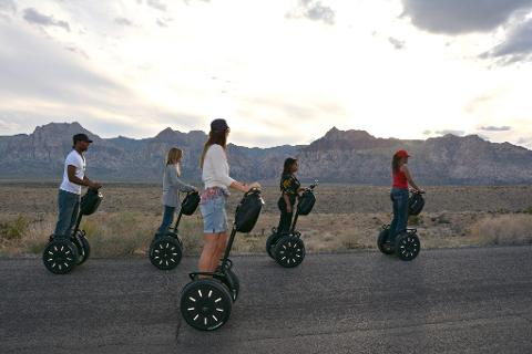 2 hour Segway rental