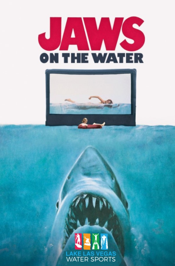 Jaws On The Water (Bring your own tube)