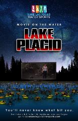 Movie On The Water: Lake Placid
