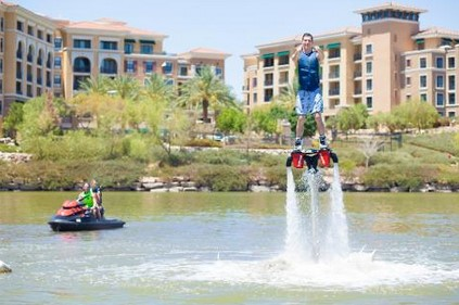 6 Person 25 Minute Flyboard Experience