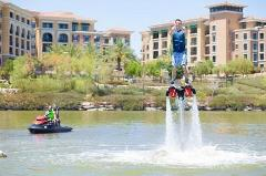 8 Person 25 Minute Flyboard Experience