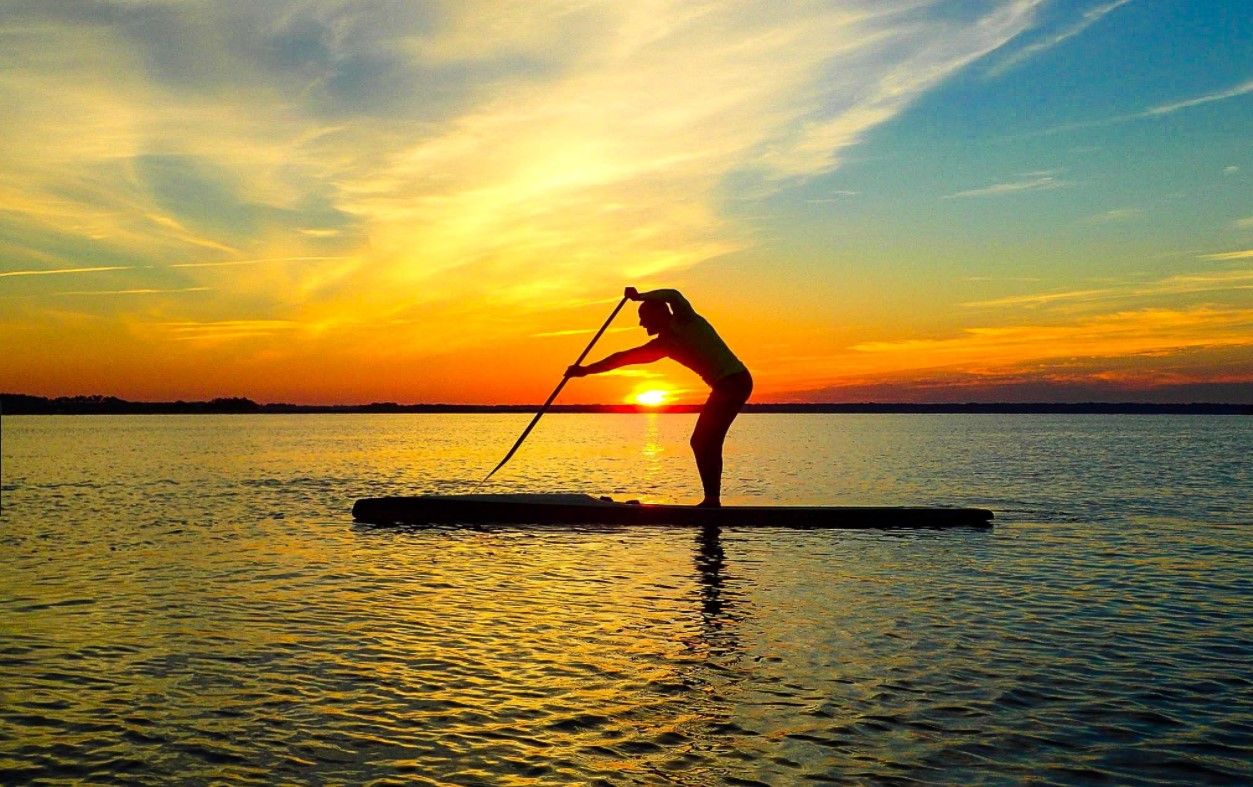 Sunset Paddle (Paddleboard)