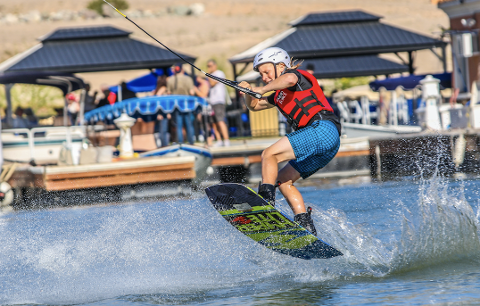 1 Hour Cable Park Pass