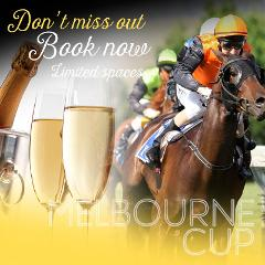 Melbourne Cup Lunch @ Banrock