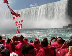 Niagara Falls Small-Group Day Tour from Toronto - Tour, Boat + Lunch