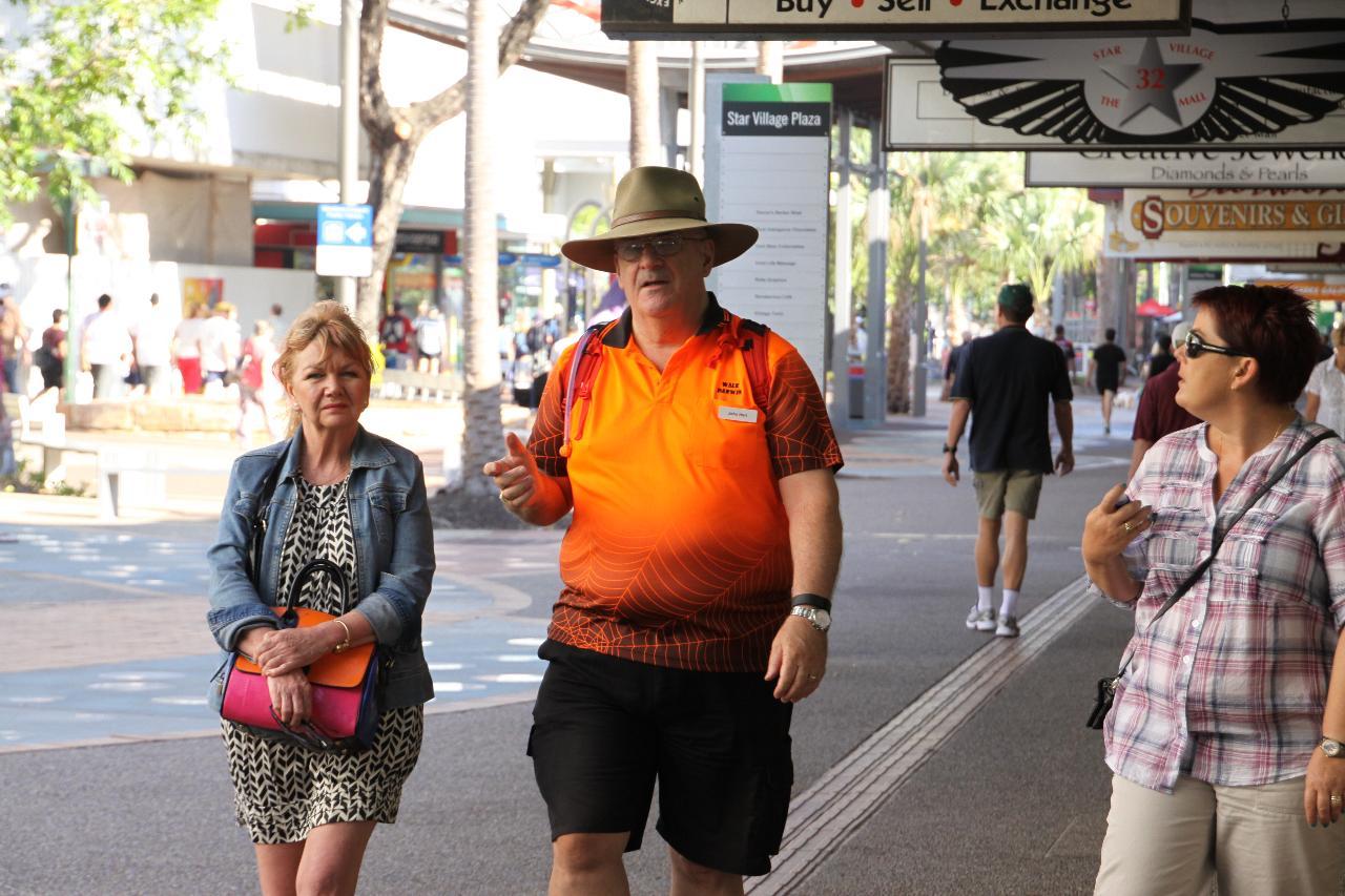Darwin Heritage Walk