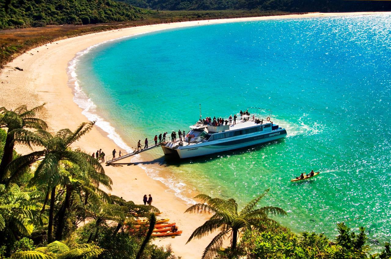 Full Park Scenic Cruise