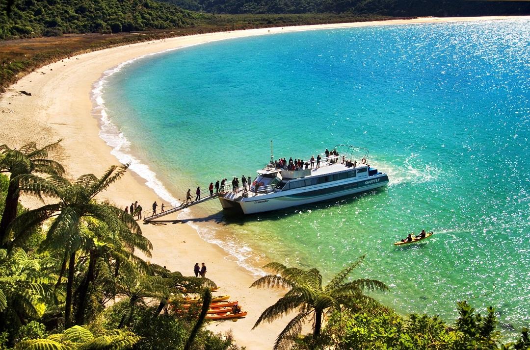 Abel Tasman Sea Shuttle Gift Voucher