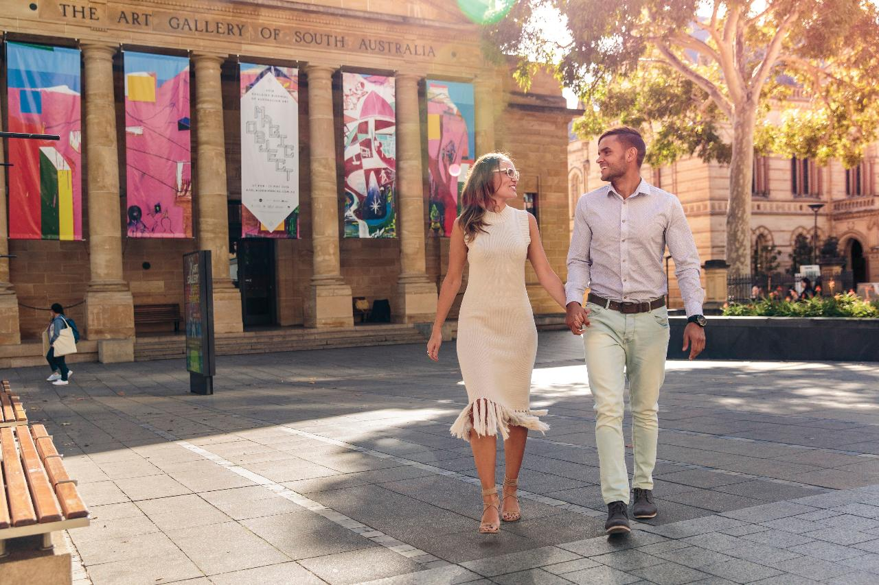 Hotel transfer with Adelaide City Tour from Port Adelaide Cruise Ship Terminal at Outer Harbor (3.5 Hours)