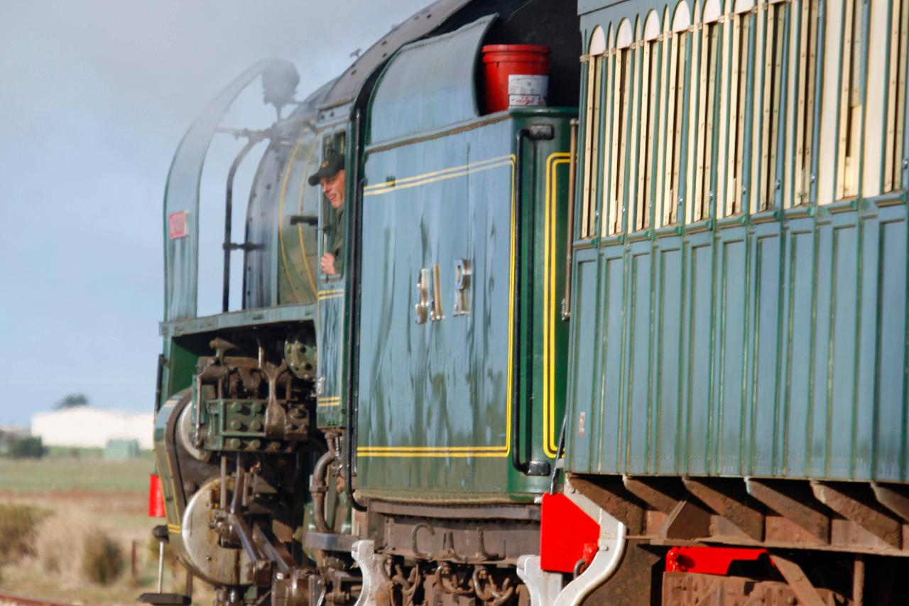 South Australian Heritage Railways 5 Day Discovery Tour 2019