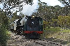 South Coast Wine Train - #Departing from Mount Barker