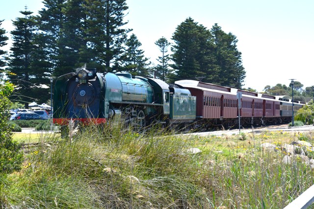 South Coast Wine Train - Premium Tour