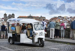 TukTuk Porto – Creative Cuisine