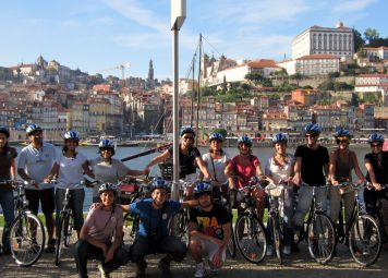 Old Town & Riverside Bike Tour | EN